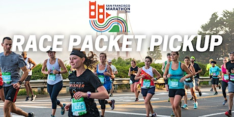 The San Francisco Marathon 2021 Packet Pickup Unvaccinated-Outdoor Only tickets
