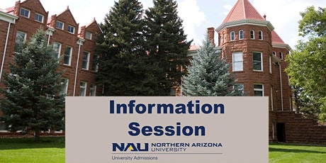 Tucson Information Session tickets