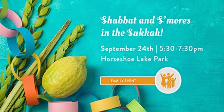 Shabbat and Smores in the Sukkah! tickets