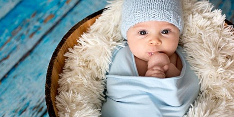 Newborn Babies 101: A How-To Class for Expectant Parents tickets