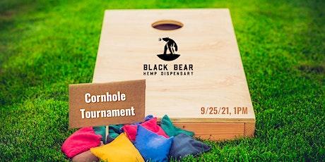 Black Bear Hemp Dispensary's Cornhole Tournament tickets