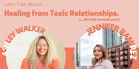 Healing from Toxic Relationships (... not only romantic ones!) tickets