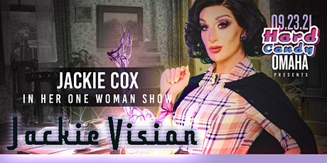 Jackie Cox in JackieVision: Omaha tickets