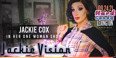 Jackie Cox in JackieVision: Lexington tickets