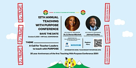 12th Annual Teaching With Purpose Conference tickets