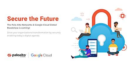 Palo Alto Networks/Google Roadshows: Secure the Future - Central Time Zone biglietti