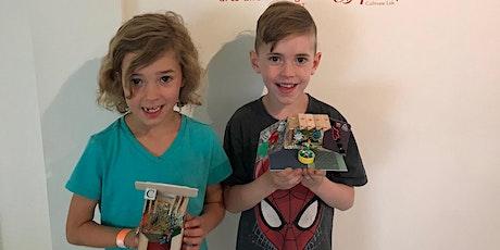 Homeschool Exploring Art Wednesdays 2021 tickets