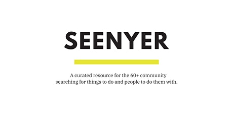 Seenyer Social:  An Exclusive Evening with Author Jonathan Taplin. tickets
