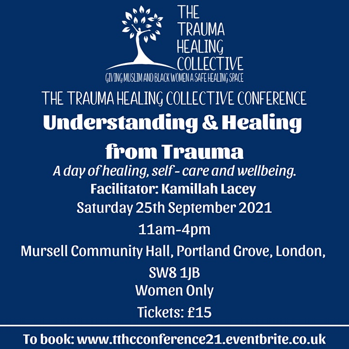 Understanding and Healing from Trauma image