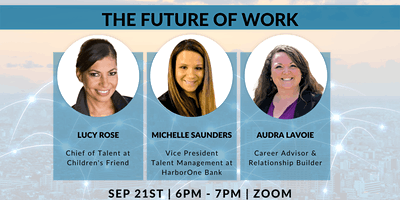 The Future of Work – an Online Summit