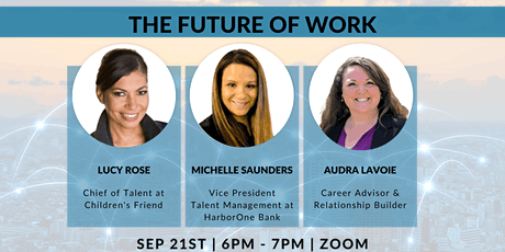 The Future of Work - an Online Summit tickets