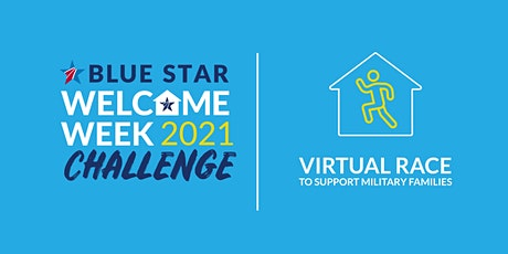Blue Star Welcome Week Challenge: Race to support military families tickets