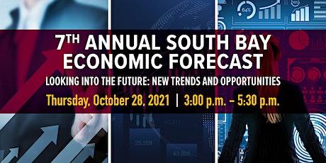 7th Annual South Bay Economic Forecast entradas