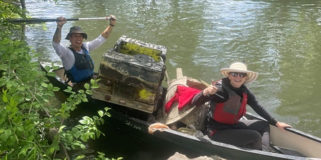 Jordan River Canoe Clean-up tickets