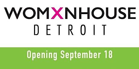 WomxnHouse Detroit tickets