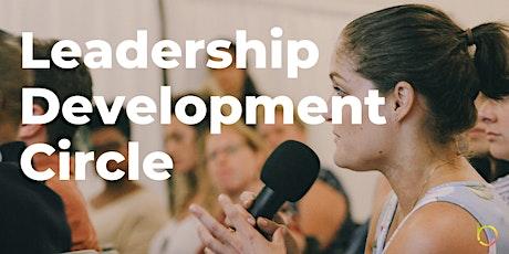 Leadership Development Coaching Circle tickets