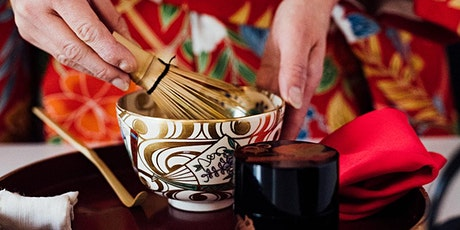 Cérémonie du thé d'automne  'Chaji' Fall tea ceremony - Octobre /October tickets