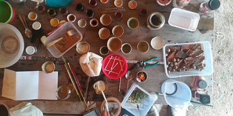 Living Inks:  autumn ink-making workshop with artist Kate Temple tickets