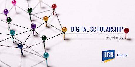 Digital Scholarship Meetups Tickets