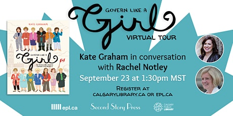 Govern Like a Girl Virtual Tour tickets