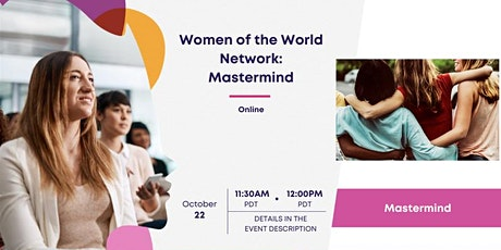 Women of the World Network™: Mastermind tickets