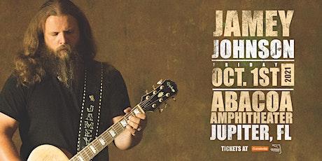 JAMEY JOHNSON - Jupiter tickets