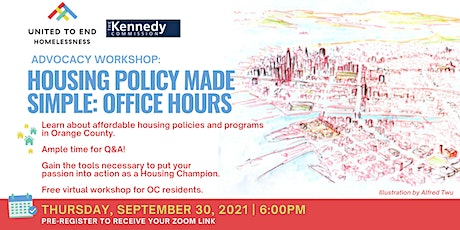 Housing Policy Made Simple: Housing Finance (Virtual Workshop) tickets