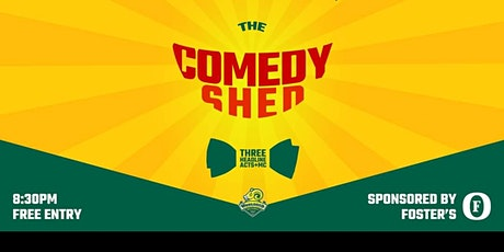 Comedy Shed: Culture Night tickets