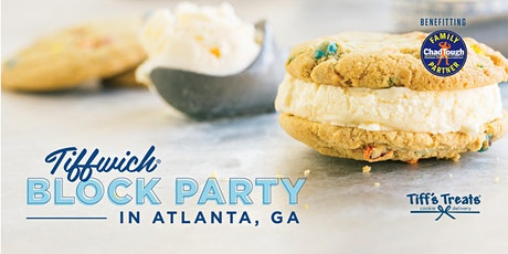 10/1 Atlanta Tiffwich Block Party hosted by Tiff's Treats tickets
