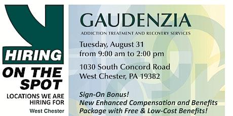 Career Fair Hiring Event with Signing Bonus-August 31 tickets