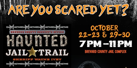 2021 Haunted Jail Trail tickets