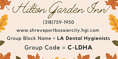 LDHA Fall Session/ Bossier City tickets