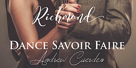 Richmond Social Ballroom Dance Classes tickets