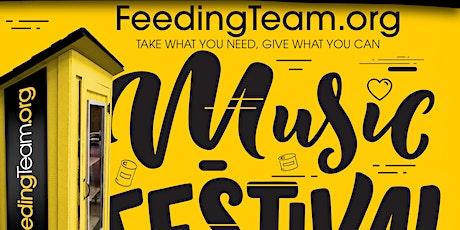 Feeding Team Festival 2021 tickets