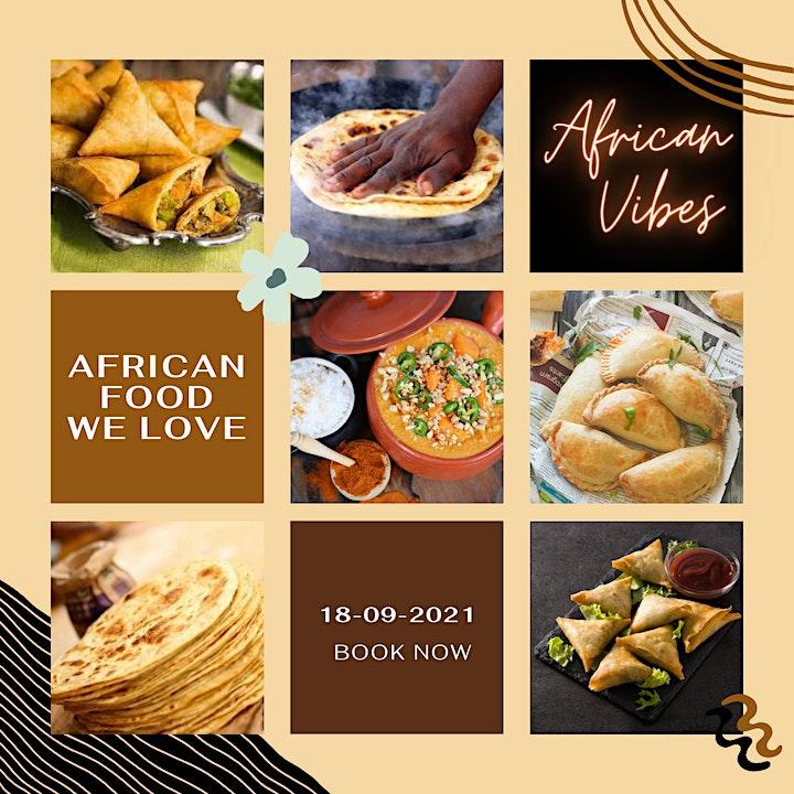 Afbeelding van African Vibes