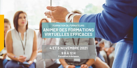 Animer des formations virtuelles efficaces tickets