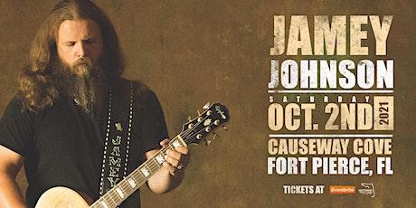 JAMEY JOHNSON - Ft. Pierce tickets