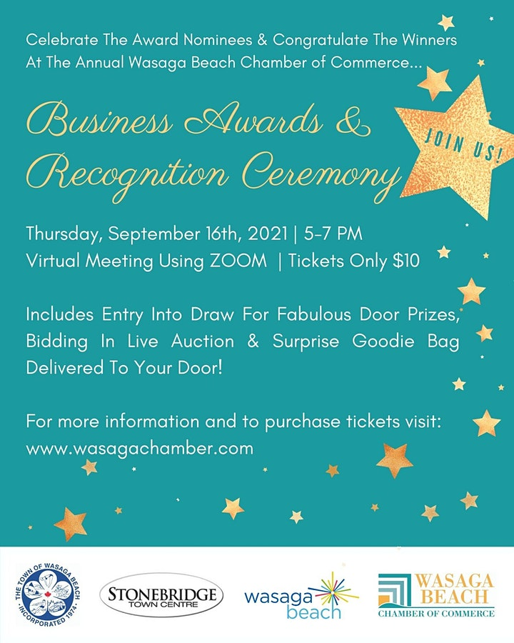 Business Awards and Recognition Ceremony image
