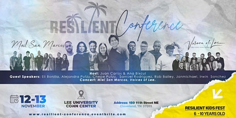 RESILIENT  CONFERENCE tickets