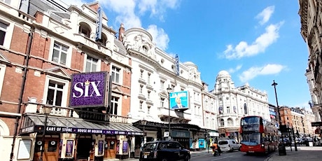 The London Theatre Walking Tour tickets
