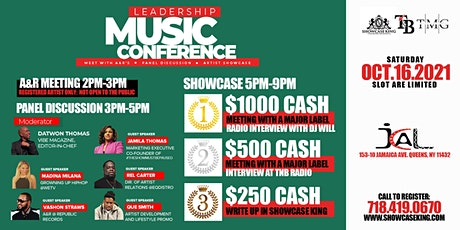 Leadership Music Conference tickets