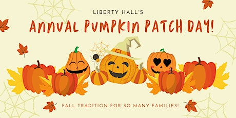 Annual Pumpkin Patch Day! tickets