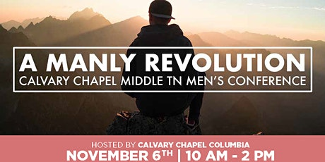 A Manly Revolution tickets