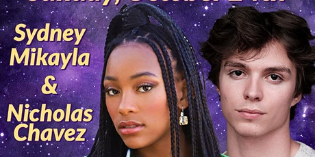 Sydney Mikayla & Nicholas Chavez- Oct 24, 2021 tickets
