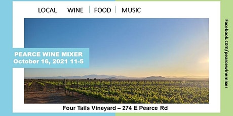 Pearce Wine Mixer 2021 tickets
