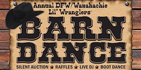 2021 DFW Lil' Wrangler Barn Dance tickets