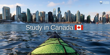 Philippines: Study in Canada – General Info Session: September 18, 3 pm tickets