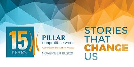 15th Annual Pillar Community Innovation Awards tickets