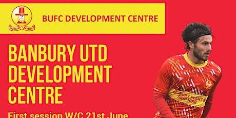 Banbury United Development Centre U9's - U12's tickets