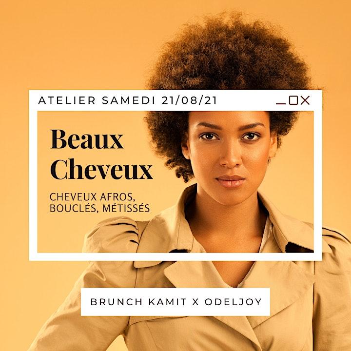 Image pour Atelier À Moi les Beaux Cheveux !